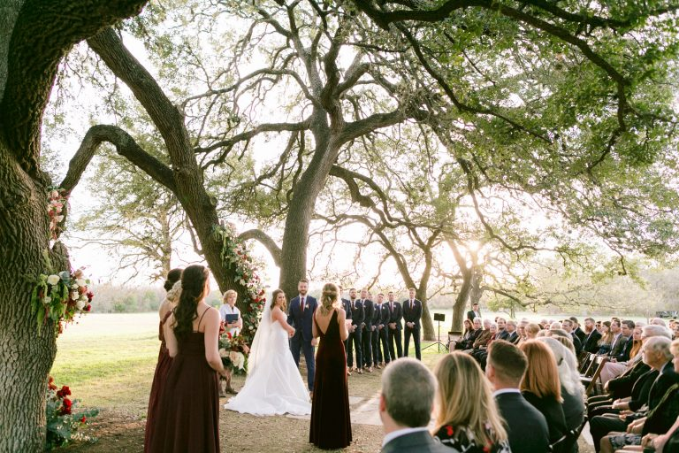 The Vineyards at Chappel Lodge Austin Wedding and Event Venues